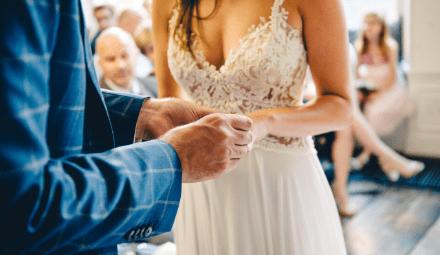 Bruidsieraden-Oorbellen