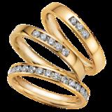 Memoire ringen geelgoud_