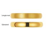 Klassieke Ringen Geelgoud mat of glanzend_