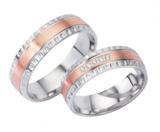 Goud en zilveren ringen_