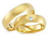Klassieke Ringen Geelgoud _