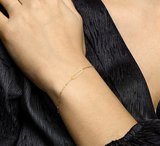 Armband 1,3 mm 16 + 2 cm_