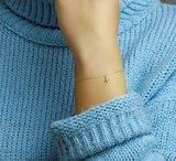 Armband ster 1,0 mm 16,5 - 18,5 cm_