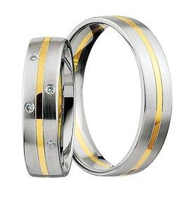 Bijzondere Bicolor ringen