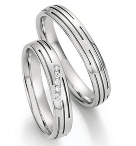 Speciale ringen witgoud