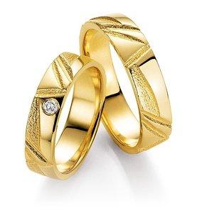Bijzondere ring met diamant