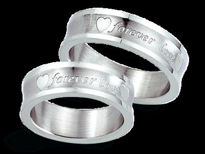 Stalen Ring / RVS Ring