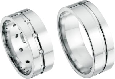 Zilveren ringen