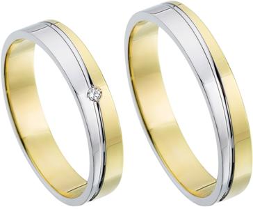 Smalle Gouden Ringen
