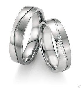 Edelstalen Ringen