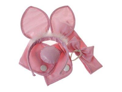 Bunny Set Pink