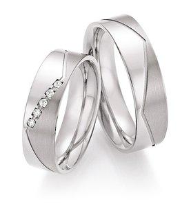 Exclusieve titanium trouwringen