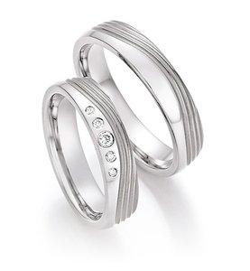 Bijzondere titanium ringen
