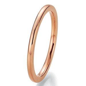 Memoire ringen rose goud