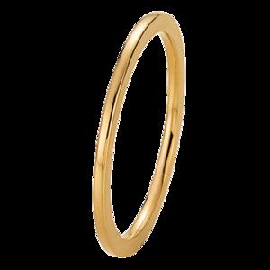 Memoire ringen  geelgoud