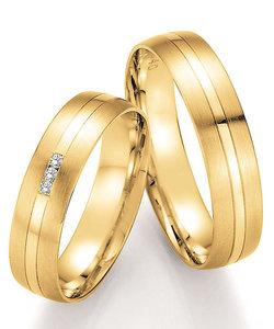 Prachtige geelgouden ringen