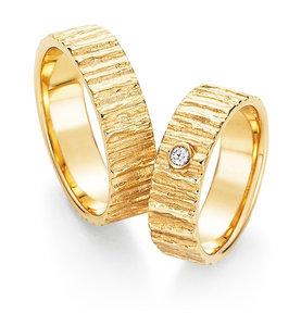 Unieke ringen met diamant