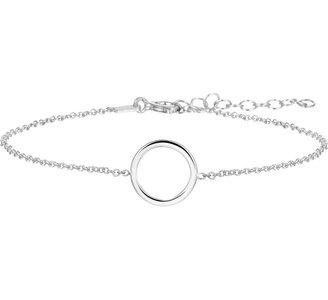 Armband rondje 1,3 mm 16 + 3 cm