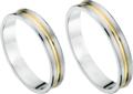 Goud-en-zilver-ringen